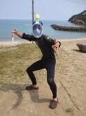 「Billabong 'Sol Searcher' Cutout One-Piece Swimsuit (Juniors)(Billabong)」 using this shown looks