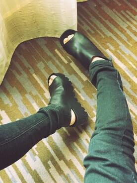 蒼井そら/SOLA AOI/苍井空さんの(Fred segal feet)を使ったコーディネート
