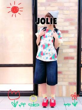 JOLIE  HEPFIVE店|JOLIEさんの(JOLIE)を使ったコーディネート