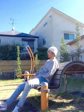 HIROさんの(ONITSUKA TIGER|オニツカタイガー)を使ったコーディネート