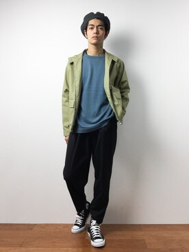 ZOZOTOWN|ryuto irieさんの(KIJIMA TAKAYUKI|キジマ タカユキ)を使ったコーディネート