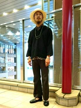 FREAKS STORE 梅田ルクア メンズ店|hideyuki andoさんの(FREAK'S STORE)を使ったコーディネート