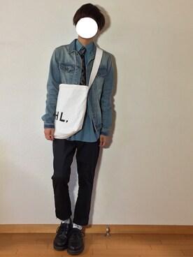 kさんの(Yves Saint Laurent|イヴサンローラン)を使ったコーディネート