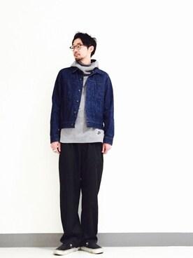 ビューティ&ユース ユナイテッドアローズ 松山店 Shirou Takemotoさんの(Engineered Garments)を使ったコーディネート