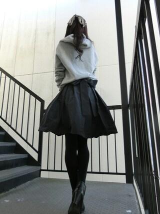 yoshimiさんの「【cheap!!by vaNite】レザーバングルG(Narcissus|ナルシス)」を使ったコーディネート