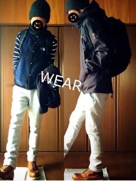 yokosee│nano・universeのTシャツ/カットソーコーディネート