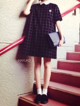 MAYUKOさんの(THEATRE PRODUCTS|シアタープロダクツ)を使ったコーディネート