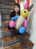 nanae  sakataさんの「MCM/エムシーエム/Rabbit Doll Multi Color(MCM|エムシーエム)」を使ったコーディネート