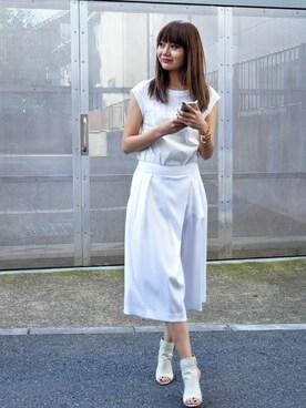 avie本社|MAKOさんのコーディネート