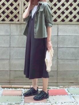 makikoさんの(BEAUTY&YOUTH UNITED ARROWS|ビューティアンドユースユナイテッドアローズ)を使ったコーディネート