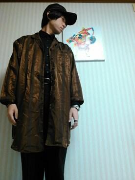 TERU さんの(UNITED TOKYO|ユナイテッドトウキョウ)を使ったコーディネート