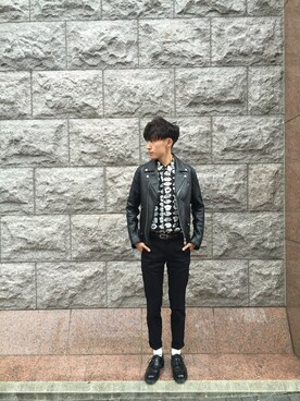 (Dr.Martens) using this Ryosei Takemoto looks