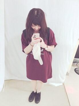 Riiiさんの(RETRO GIRL レトロガール)を使ったコーディネート