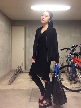 (T BY ALEXANDER WANG) using this 鈴木琴美 looks