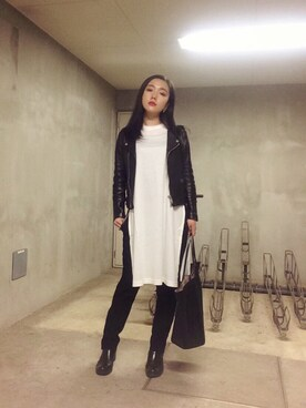 (Givenchy) using this 鈴木琴美 looks