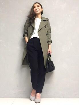 STUDIOUS 本部|Tomomi Watanabeさんの(STUDIOUS|ステュディオス)を使ったコーディネート