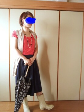 masako0350さんの(SAZABY|サザビー)を使ったコーディネート