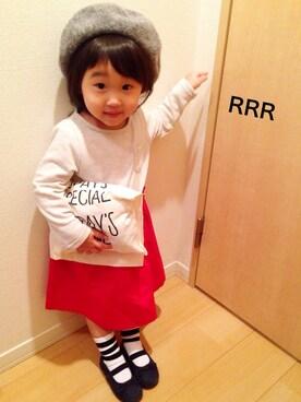 R&Y_mamaさんの(TODAY'S SPECIAL|トゥデイズスペシャル)を使ったコーディネート
