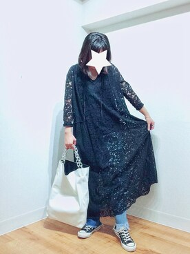 SOLPRESA|tomomiさんの(OSHIMA REI|オオシマ レイ)を使ったコーディネート