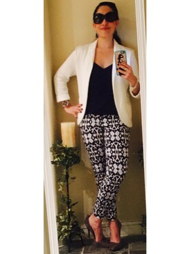 (J.CREW) using this Covy looks
