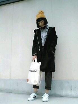 Micchiii☻さんの(adidas|アディダス)を使ったコーディネート