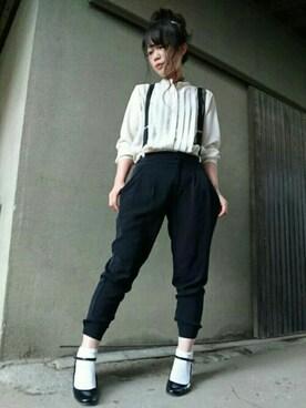 【季節別】靴下を使ったジョガーパンツのおすすめコーデ メンズ