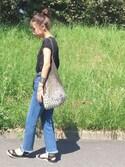 liccariiiinさんの「FILT社のネットバッグ /  Filt Net Bag 220(TODAY'S SPECIAL|トゥデイズスペシャル)」を使ったコーディネート