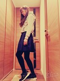 「MICHAEL Michael Kors 'Allie' Sneaker (Women)(MICHAEL Michael Kors)」 using this ミキ looks