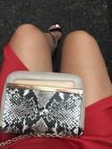 「ASOS COLLECTION ASOS Crop Top Double Strap Scuba Midi Dress(Asos)」 using this Samantha Marie looks