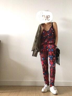 (H&M) using this caori looks