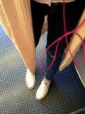 「Topshop Moto 'Joni' Ripped High Rise Skinny Jeans (Regular & Short)(Topshop)」 using this あい looks