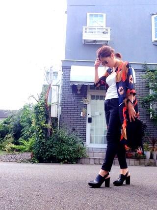 Yuka さんの(GU|ジーユー)を使ったコーディネート