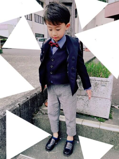 a9b0d52d654d4 入園式の服装のポイント~男の子編~  ママリ
