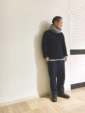 RAGEBLUE松本パルコ店|山内 悠作さんの(RAGEBLUE|レイジブルー)を使ったコーディネート