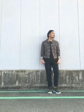 CIAOPANIC TYPY|Yusuke Tanakaさんの(CIAOPANIC TYPY|チャオパニックティピー)を使ったコーディネート