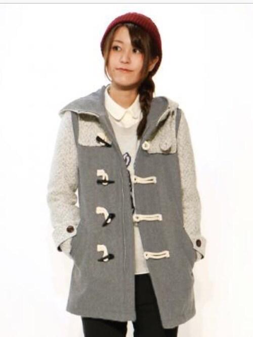 how to wear a duffle coat