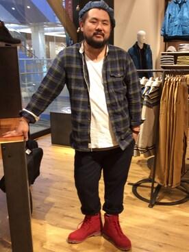 Timberland Japan|MATSUさんのブーツ「【人気】ティンバーランドアイコン シックスインチ プレミアム