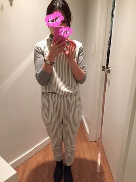 (UNIQLO) using this Miho Hase looks
