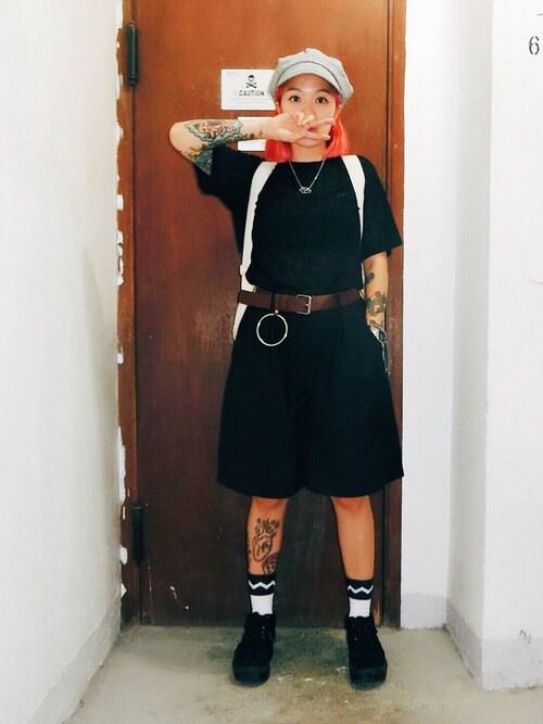 JimmaC≮占͘麻͘氏͘≯使用(TOKYO BOPPER)的時尚穿搭