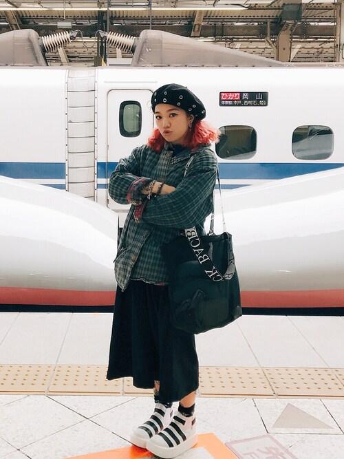 JimmaC≮占͘麻͘氏͘≯使用(JAPAN)的時尚穿搭