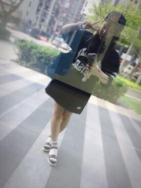 (Longchamp) using this コウリン。 looks