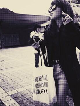 rina suzukiさんの(GYDA ジェイダ)を使ったコーディネート