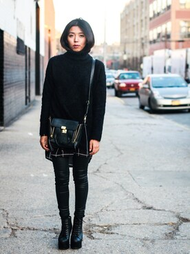(3.1 Phillip Lim) using this Phinjo Lhamo looks