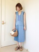 「Toga Embellished leather sandals(Toga)」 using this maho looks