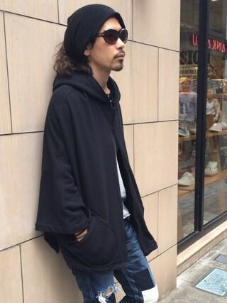 VIZ STORE-TOKYO|VIZSTORE/STAFFさんの「Bigger(VIRGO|ヴァルゴ)」を使ったコーディネート