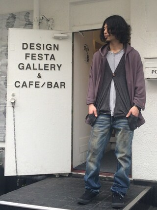 VIZ STORE-TOKYO|VIZSTORE/STAFFさんの「WRAPS(VIRGO|ヴァルゴ)」を使ったコーディネート