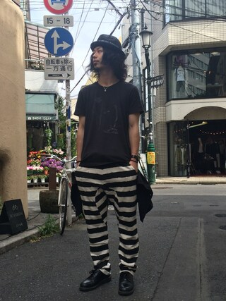 VIZ STORE-TOKYO VIZSTORE/STAFFさんの「Pioneer(VIRGO ヴァルゴ)」を使ったコーディネート