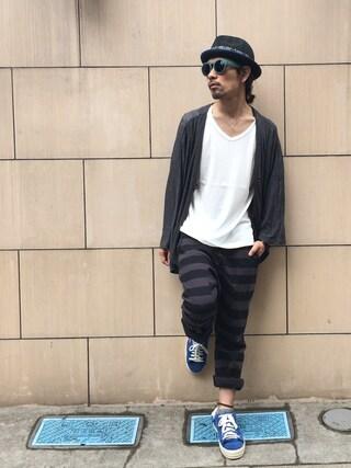 VIZ STORE-TOKYO VIZSTORE/STAFFさんの「MATADOR(VIRGO ヴァルゴ)」を使ったコーディネート