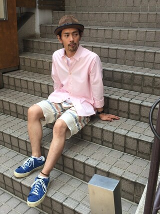 VIZ STORE-TOKYO|VIZSTORE/STAFFさんの「REVEAL SHIRTS(VIRGO|ヴァルゴ)」を使ったコーディネート