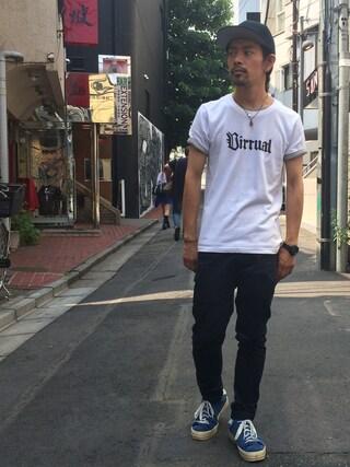 VIZ STORE-TOKYO|VIZSTORE/STAFFさんの「Virtul(VIRGO|ヴァルゴ)」を使ったコーディネート